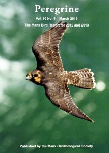 The Annual Manx Bird Report