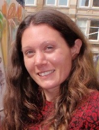 Michelle Storton, Manx BirdLife Education Officer