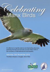 Celebrating Manx Birds Nov 2016