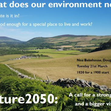 Manx Nature 2050: A new voice for nature conservation and the environment?