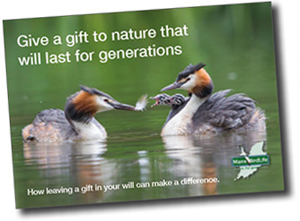 Leave a gift to nature that will last for generations